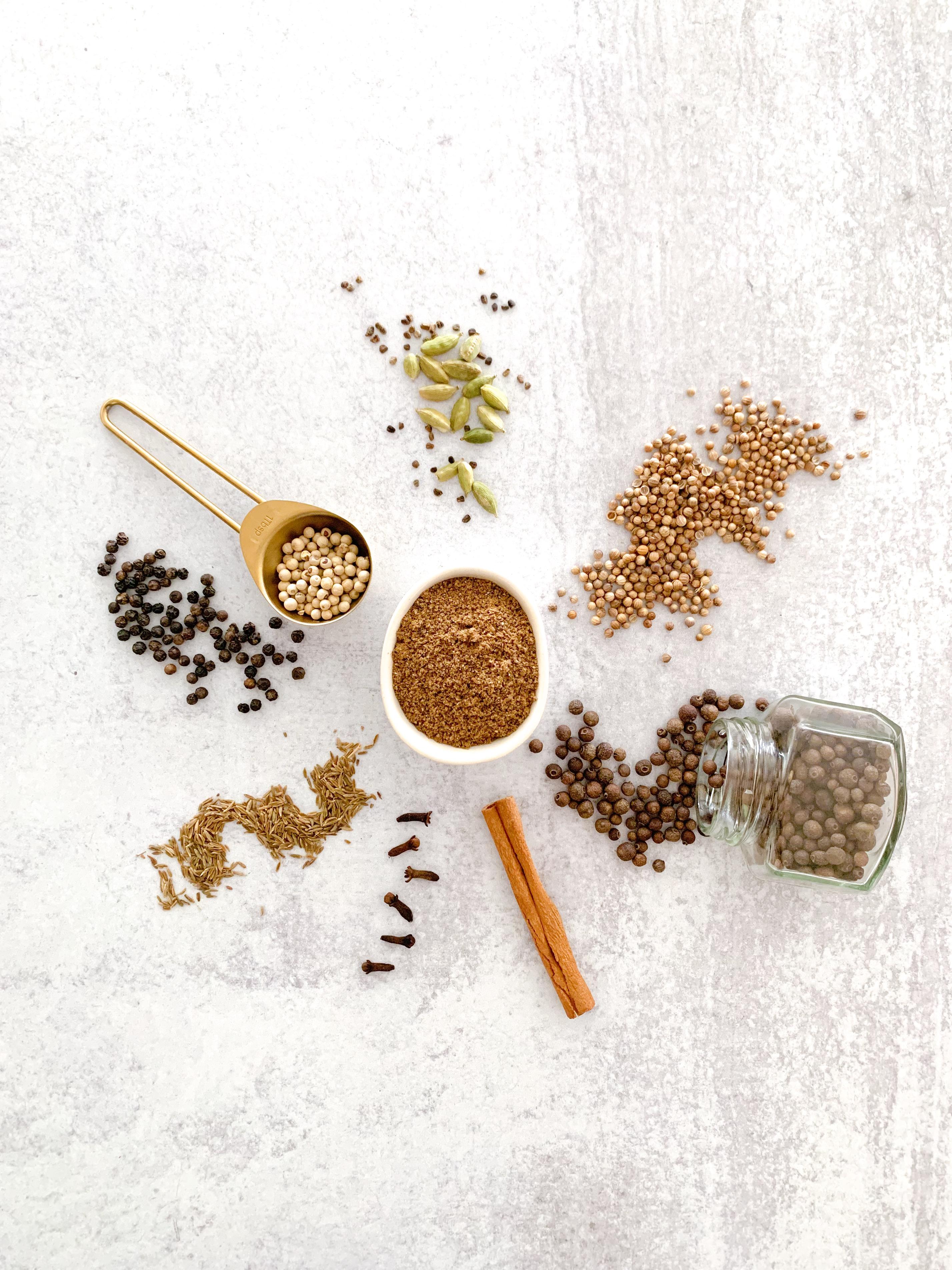 Baharat (Lebanese Seven Spice)