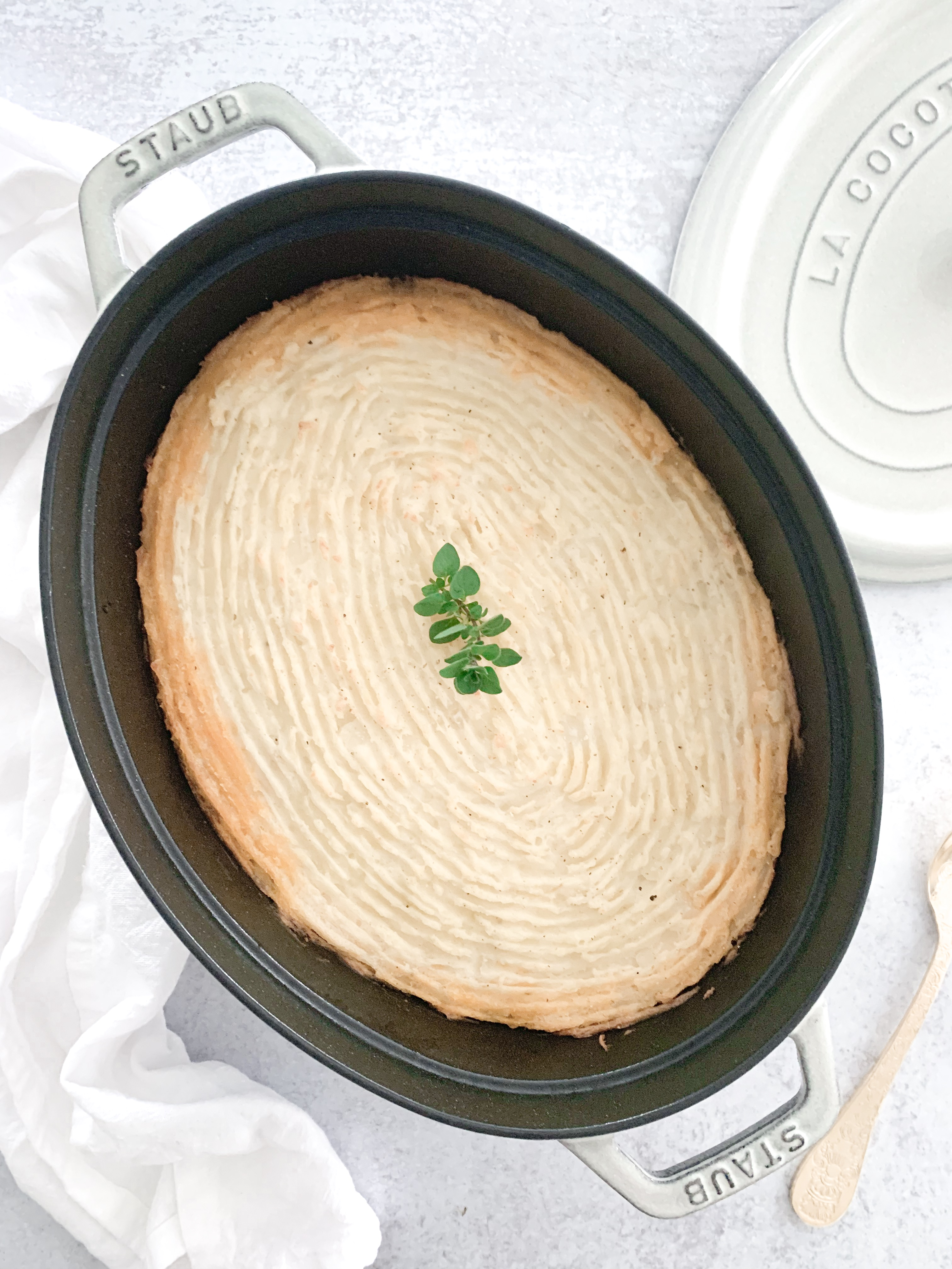 Mediterranean Shepherd's Pie