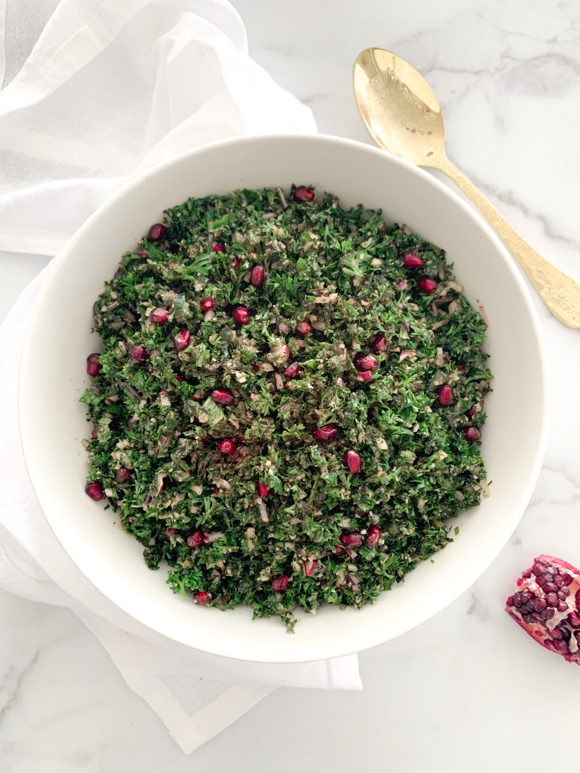 Winter Tabbouleh