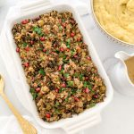 Jeweled Wild Rice and Quinoa Stuffing